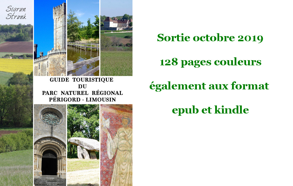 link to french tourist guide parc perigord-limousin